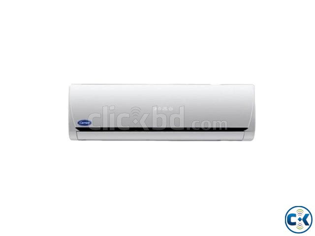 Carrier split type 1 Ton air conditioner | ClickBD large image 0