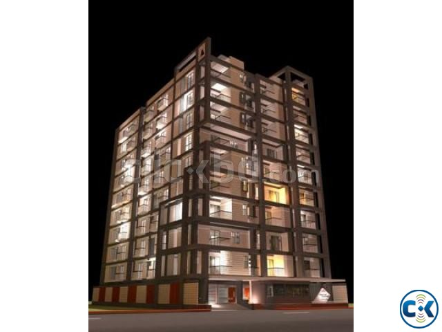 Flat only 40 000 - per month installments | ClickBD large image 0