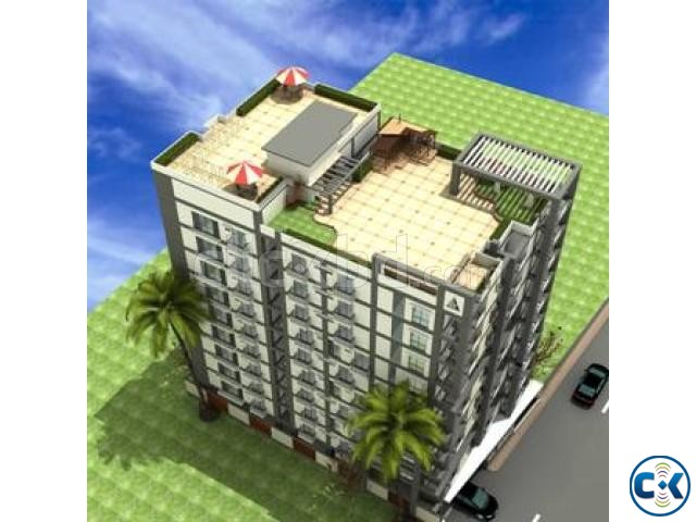 Flat only 40 000 - per month installments | ClickBD large image 1