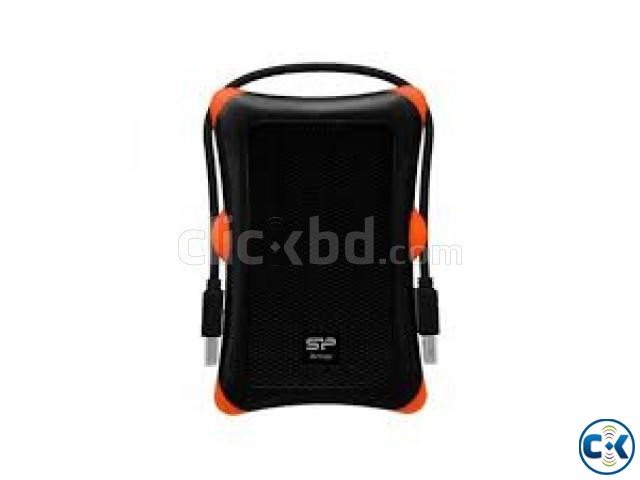 Silicon Power 1TB Rugged Portable External Hard Disk | ClickBD large image 1