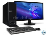 COOL Offer Hdd500GB-Ram2GB 17 LED Monitor