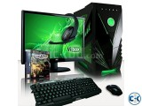 Karakare Offer Hdd1000-GB-Ram2GB 17 LED Monitor