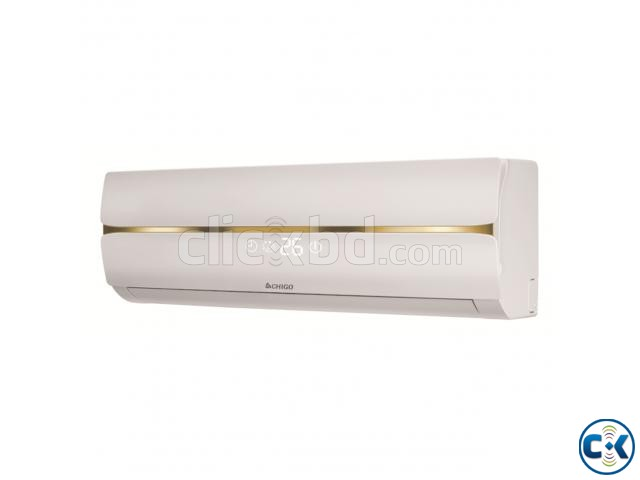 CHIGO 1 TON 12000BTU SPLIT AIR CONDITIONER | ClickBD large image 2