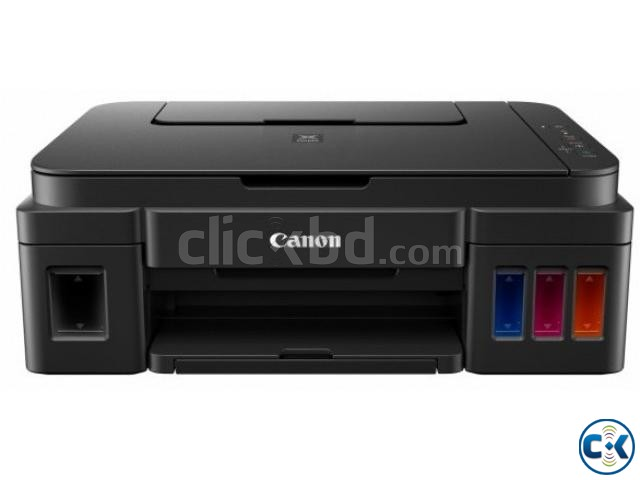 Canon Pixma G2000 All-In-One Hi-Speed USB InkJet Printer | ClickBD large image 0