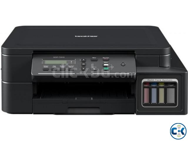 Brother DCP-T310 Multi-function Ultra High Yield Ink Printer | ClickBD large image 0