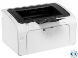 HP Laserjet Pro M12A Professional Quality Laser Printer