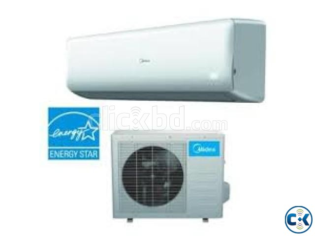 MIDEA 2 Ton AC 24000 BTU With Warranty | ClickBD large image 0