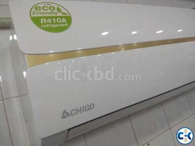 Chigo 1.5 Ton panel-172 Energy Efficient AC | ClickBD large image 1