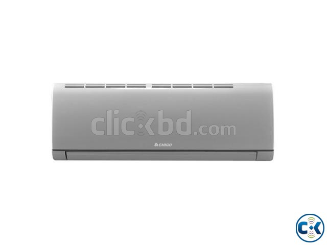 Chigo split type 1.5 Ton air conditioner Full package | ClickBD large image 2