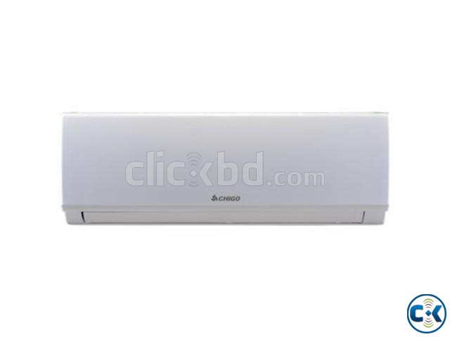 Chigo split type 1.5 Ton air conditioner Full package | ClickBD large image 3