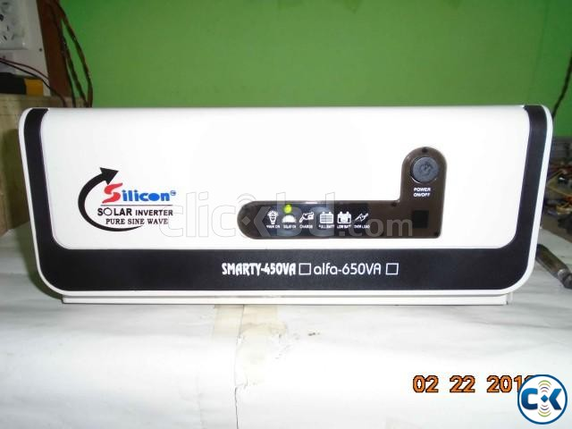 SOLAR INVERTER SMARTY 300Watts UNIT | ClickBD large image 0