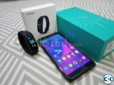 INFINIX HOT S3 FULL BOX WITH SMART BAND3