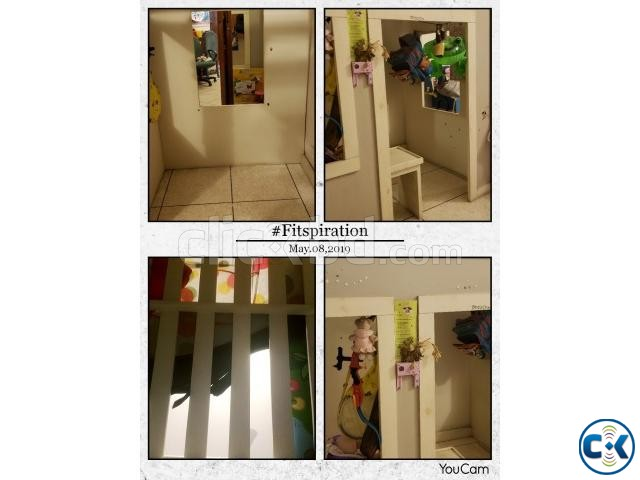 Wooden Doll house to play | ClickBD large image 0