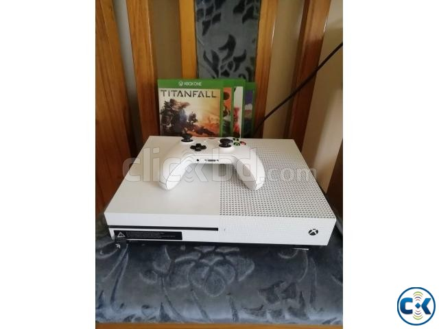 Xbox One S 500 GB Gaming Console | ClickBD large image 0
