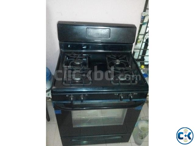 Cooker with 4 Burner | ClickBD large image 0