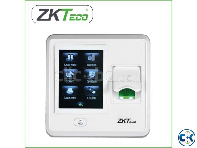 ZKTeco SF100 Fingerprint Reader Anti Passback Access Control | ClickBD large image 0