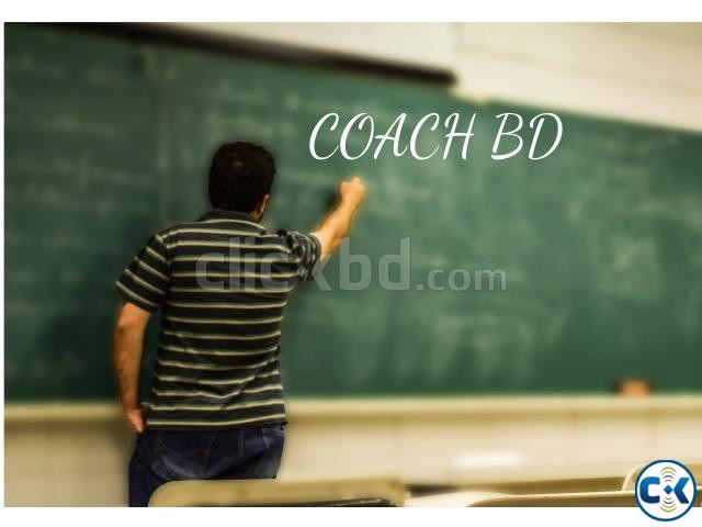 COACH BD SOFTWARE FOR COACHING CENTER | ClickBD large image 0