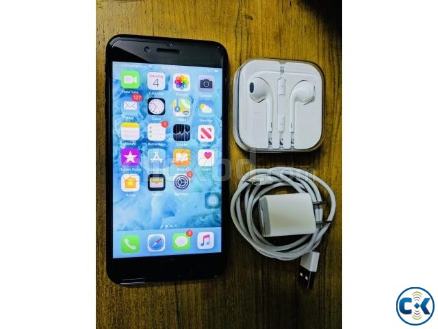 Apple Iphone 7 Plus 128 GB Used  | ClickBD large image 0