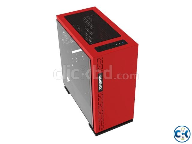 GAMEMAX DESKTOP COMPUTER CASE | ClickBD large image 0