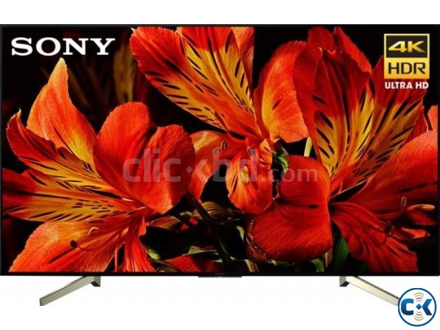 Original Sony Bravia 65 INCH X7000F 4K HDR SMART TV | ClickBD large image 1