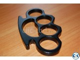 Metal Punch Ring Fist Ring Knuckles for Self-defense
