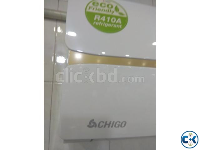 Chigo 1.0 Ton Eco Friendly Split Air Conditioner | ClickBD large image 0
