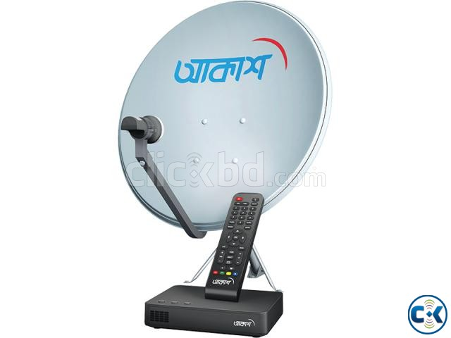Akash DTH Set Top Box with free installation | ClickBD large image 0