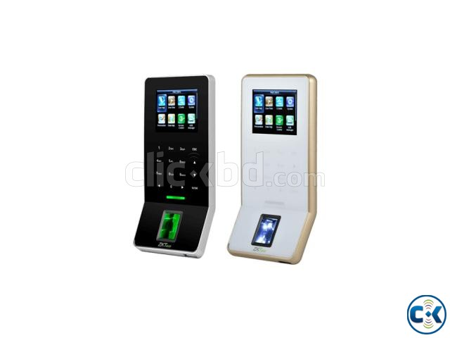 Zkteco F22 Wi-Fi Biometric Time Attendance Access Control | ClickBD large image 0