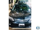 Toyota Allion 2011 new shape black