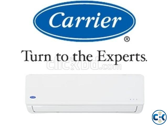 Carrire Air Conditioner 1.0 Ton Split AC | ClickBD large image 0