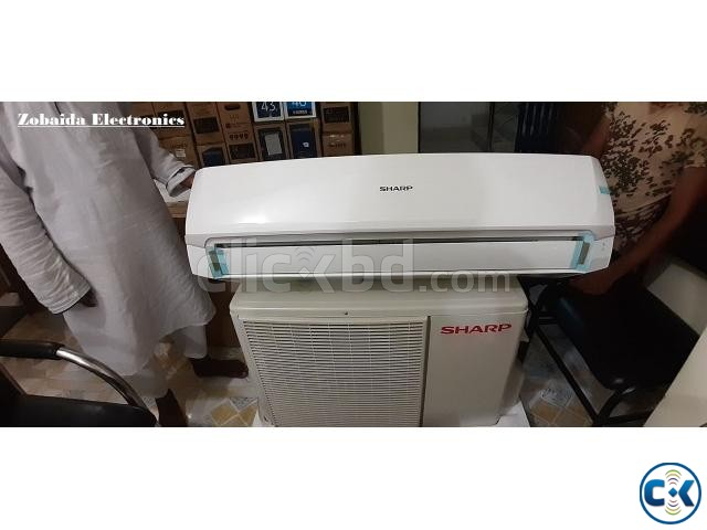 Sharp 1.5 Ton AC AH-A18SEV With Warranty-01915226092 | ClickBD large image 0