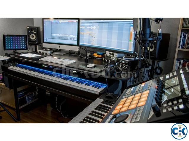Learn Music Production from a Certified Producer | ClickBD large image 0