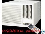 O General Window Type 2.0 Ton Air Conditioner AC