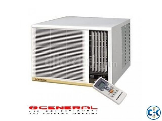 O General Window Type 2.0 Ton Air Conditioner AC | ClickBD large image 1