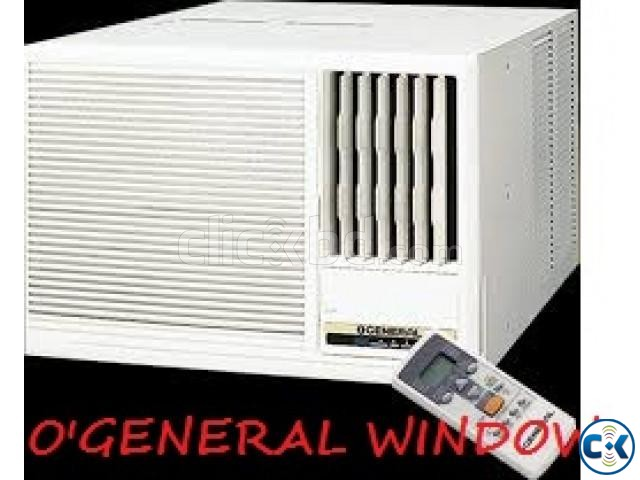 O General Window Type 1.5 Ton Air Conditioner AC | ClickBD large image 0