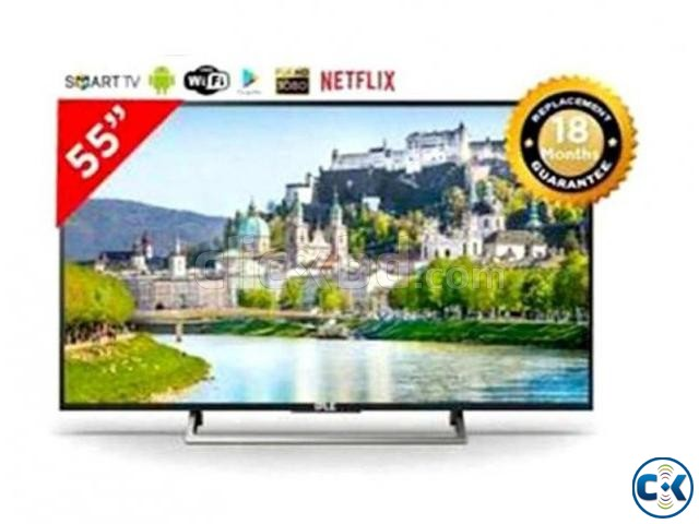 IPLE 55 inch Android Smart 4K LED TV | ClickBD large image 0