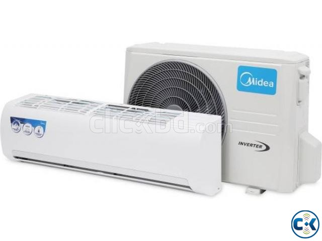 Wall Mounted 2 Ton Midea AC | ClickBD large image 0