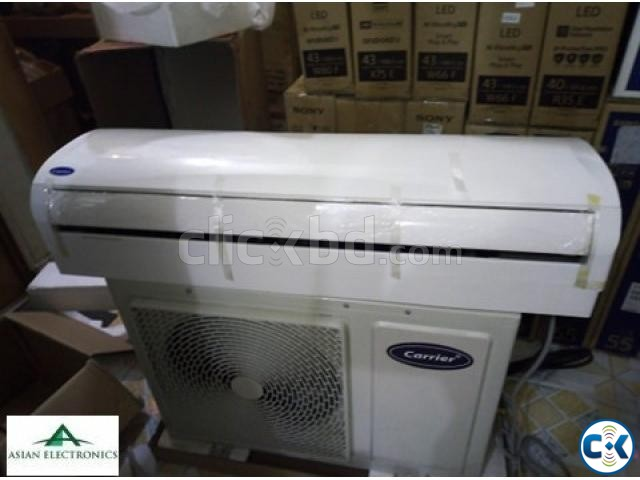 Carrier 1 Ton Air Conditioner With 3 Yrs Warranty  | ClickBD large image 0