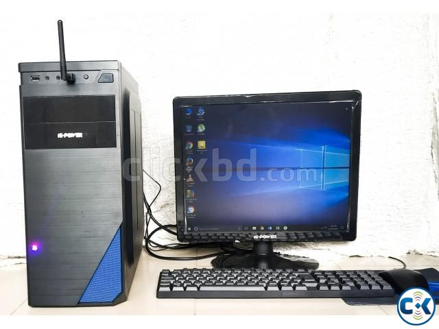 Cheapest Almost New Desktop for Sale | ClickBD large image 0