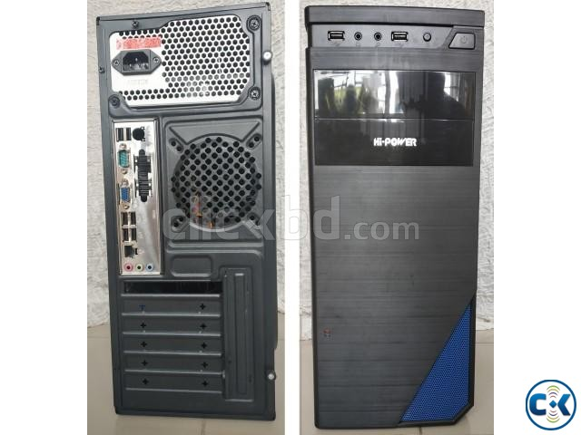 Cheapest Almost New Desktop for Sale | ClickBD large image 1