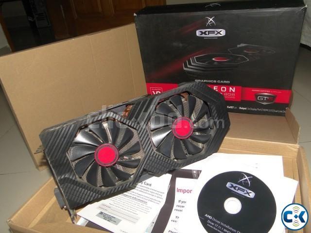 XFX RADEON RX 580 8GB XXX EDITION GTS DDR5 | ClickBD