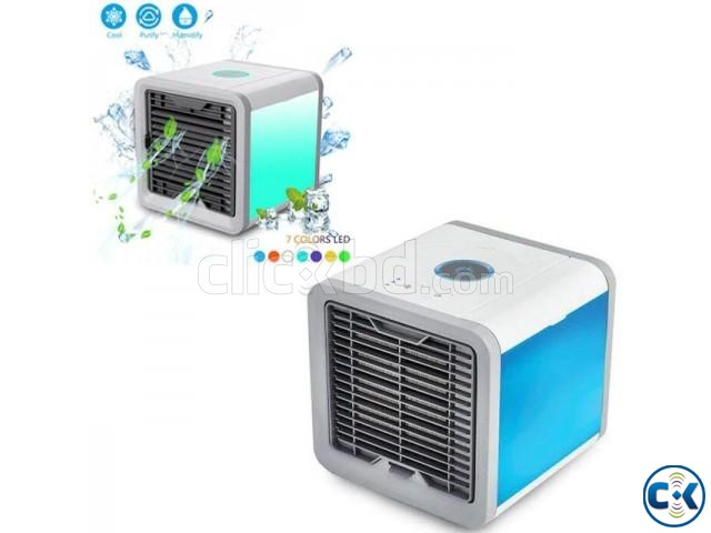 Air Personal Air Cooler Quick Easy Way to Cool Air Conditi | ClickBD large image 0