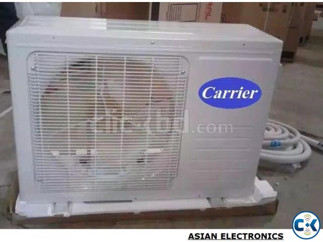 24000 BTU 2.0 Ton Carrier AC Price In Bangladesh | ClickBD large image 0