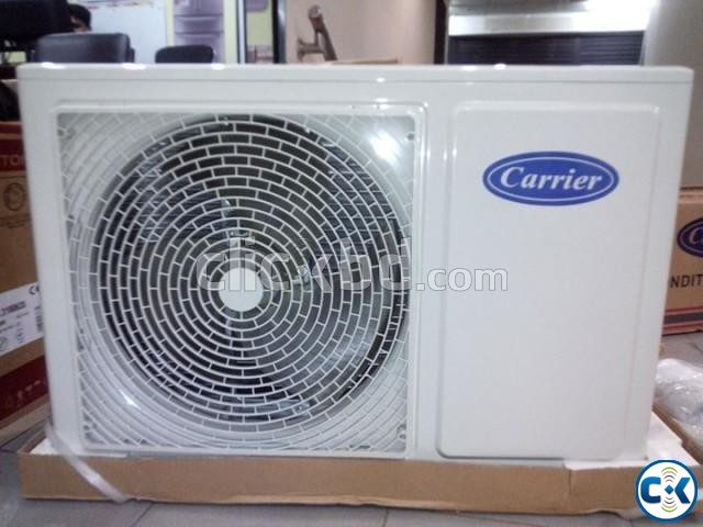 24000 BTU 2.0 Ton Carrier AC Price In Bangladesh | ClickBD large image 1