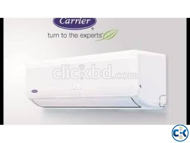 CARRIER WALL MOUNTED SPLIT TYPE AC 2 TON | ClickBD large image 1