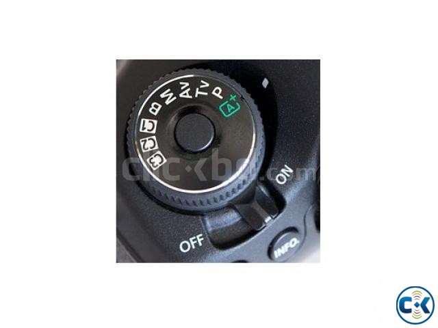 Replacement Dial Mode For Canon 5D Mark III Canon 6D Cam. | ClickBD large image 1