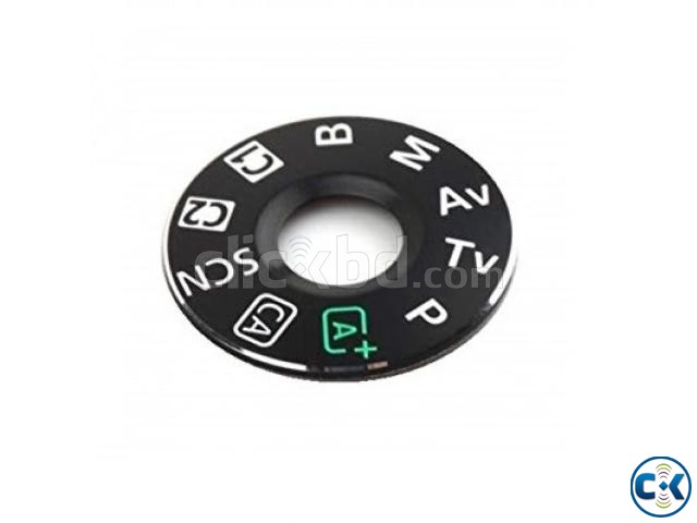 Replacement Dial Mode For Canon 5D Mark III Canon 6D Cam. | ClickBD large image 4