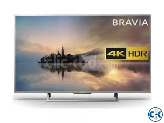 SONY 55X8000E 4K ULTRA HD HDR TV | ClickBD large image 0