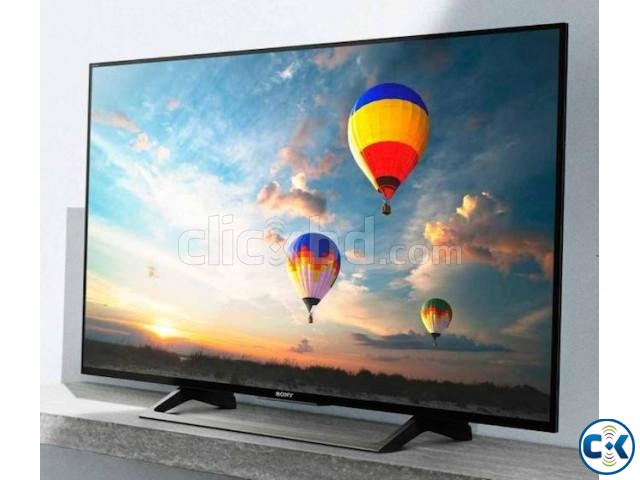 Sony 55 X8577F 4K Android HDR Slim With Voice Control Remot | ClickBD large image 1