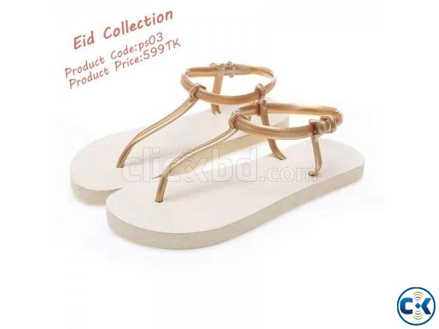 Women classic sandals | ClickBD large image 0